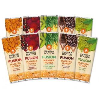 Výrobky podle značek - Manuka Doctor Fusion - Manukový med s třešní a řepou - 7g