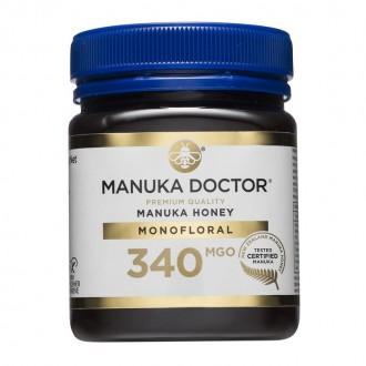 Výrobky podle značek - Manukový med MGO 340 - 250 g
