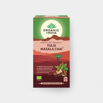 Tulsi Masala BIO, 25 sáčky - Bio - Organic India