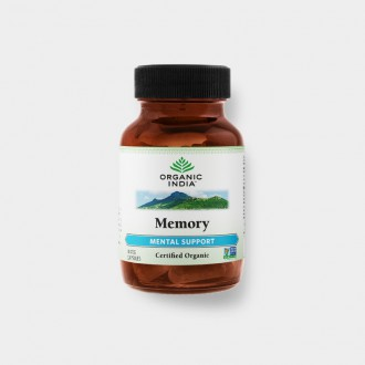 Memory - Bio - Organic India