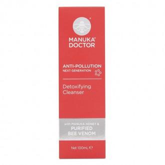 Anti-pollution detoxikační čistící přípravek s manukovým medem a čištěným včelím jedem - 100ml