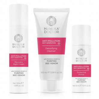 Anti-Pollution pack - kosmetický balíček