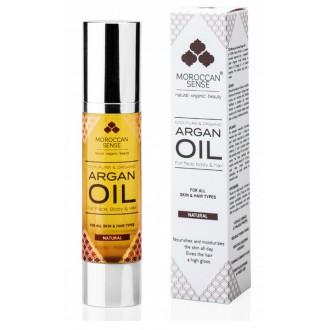 Výrobky podle značek - Arganový olej pro pleť, tělo a vlasy 50 ml