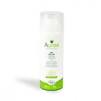 Aurea Čistý gel aloe vera 150 ml