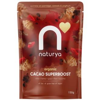 Naturya Snídaňová směs - Čokoládová 150 g
