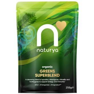 Naturya Bio Směs - Zelené superfoods 100 g