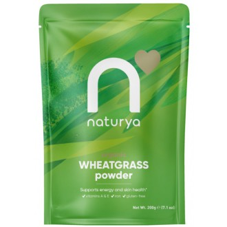 Naturya Bio Mladá pšenice - prášek 100 g