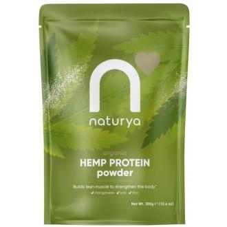 Naturya Bio Konopný protein - prášek 100 g