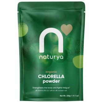 Naturya Bio Chlorella - prášek 200 g