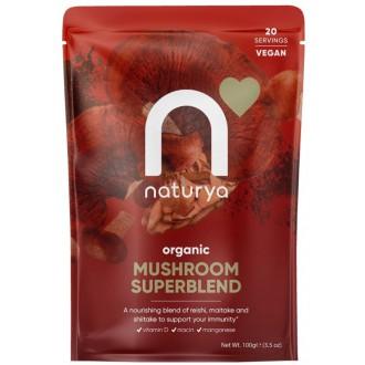 Naturya Bio Houbová super směs 100 g
