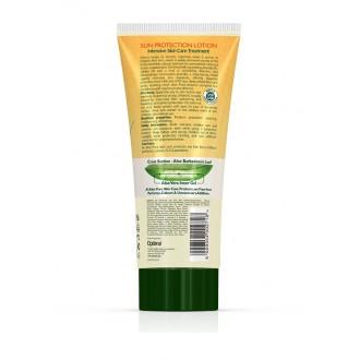 Organic Aloe Pura Aloe Vera Sun Lotion SPF15 - 200ml