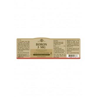 Solgar Bór 3 mg