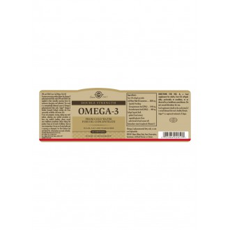Solgar Omega-3 700 60 cps.