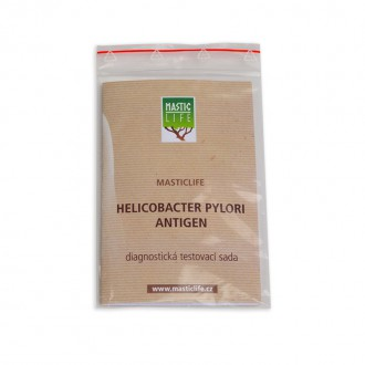 Helicobacter pylori antigen test pro domácí použití