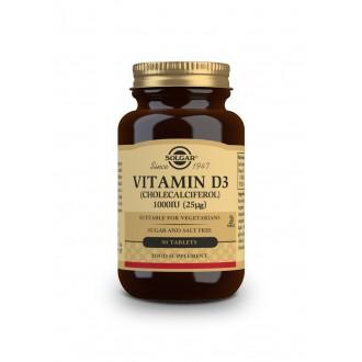 Solgar Vitamín D3 1000IU