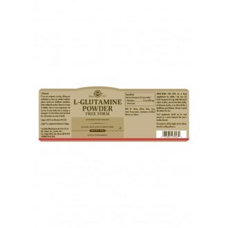 Solgar L-Glutamine prášek