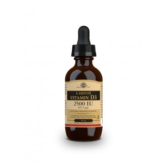 Solgar Vitamin D3 - tekutý