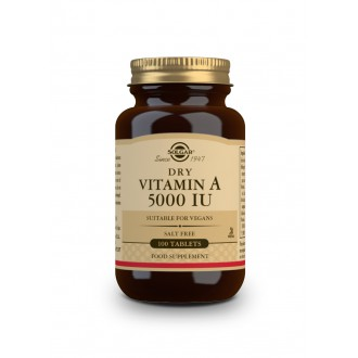 Solgar Vitamin A 5000 IU