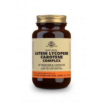 Lutein Lykopen Karoten komplex