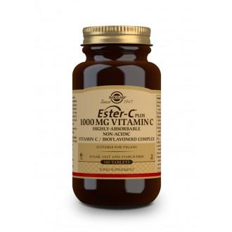 Solgar Vitamín C - Ester-C Plus 1000 mg 180 tbl