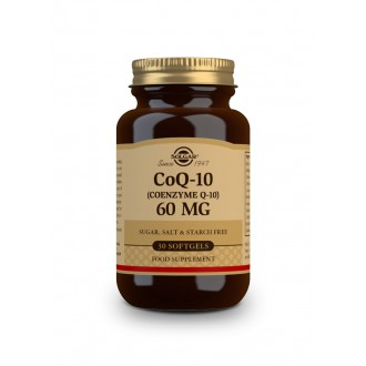 Solgar Koenzym Q-10 60 mg