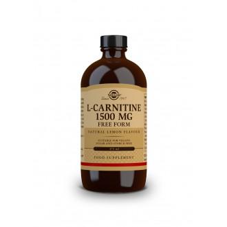 Solgar L-karnitin 1500 mg – tekutý s přírodní citrónovou příchutí