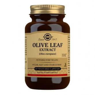 Solgar Oliva - extrakt z olivových listů