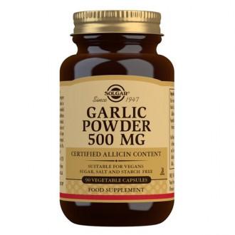 Solgar Česnekový prášek 500 mg