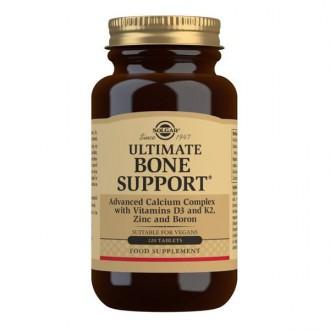 Solgar Ultimate Bone Support – komplex vápníku, vitaminu D3, K2, zinek a bór