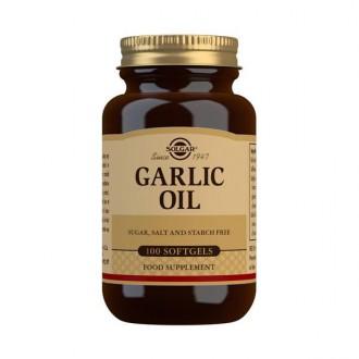 Solgar Česnekový olej - bez zápachu