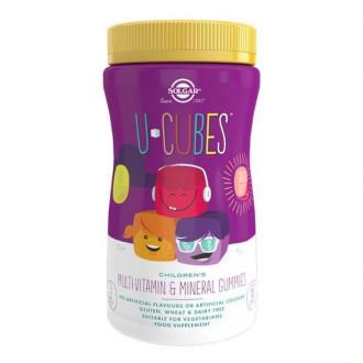 Solgar U-Cubes - dětský, vitamínový gumídci