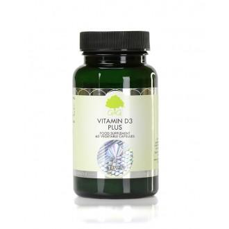 Vitamín D3 4000 IU - VITAMIN D3 PLUS 60 cps