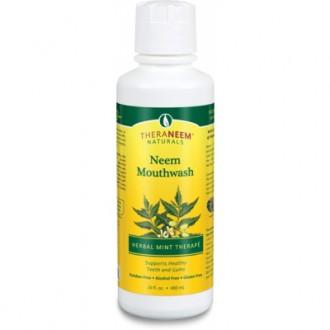 Nimbová ústní voda 473 ml - TheraNeem™ Mouthwash (Mint)