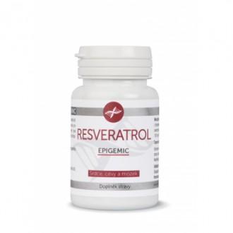 Resveratrol Epigemic® (60 kapslí)